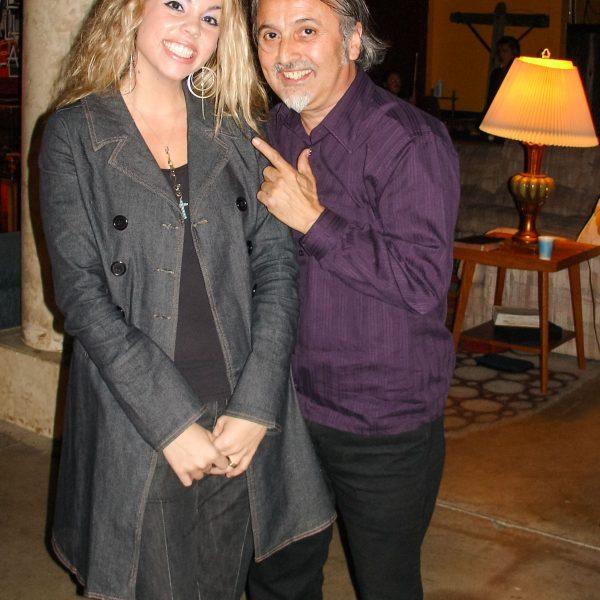 Jocelyn Celaya en Los Angeles USA 1